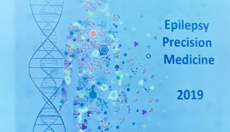 Alex presented at the Epilepsy Precision Medicine Symposium 2019